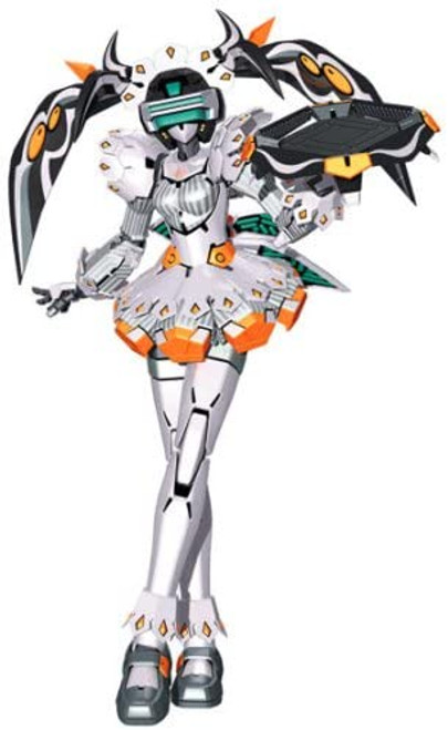 Hasegawa Cyber ​​Troopers Virtual-On 1/100 TF-14M Fayenne with Cinderella Heart