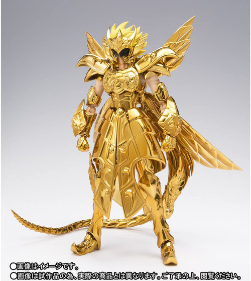 BANDAI Saint Cloth Myth EX 13th Golden Saint Warrior ORIGINAL COLOR EDITION