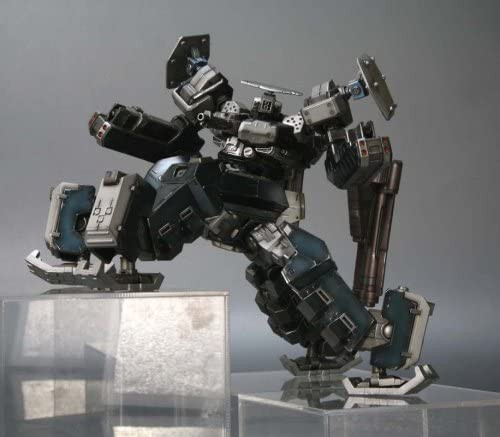 KOYOBUKIYA ARMORED CORE Variable Infinity Series Crest CR-C75U2 Delta Ver. 1/72 Scale Plastic Kit