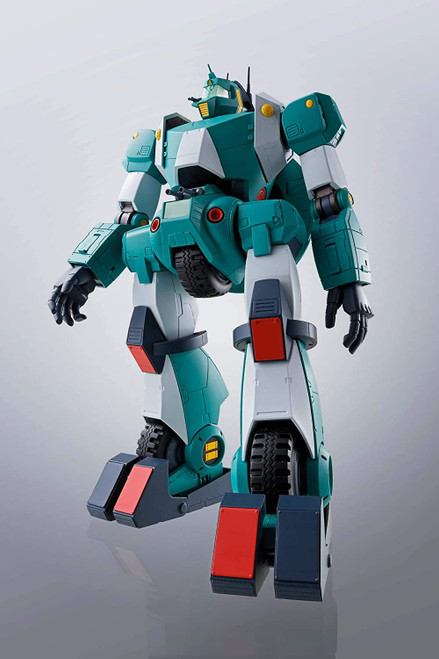 BANDAI SPIRITS HI-METAL R Combat Mecha Xabungle Walker Gallia approx. 180mm ABS&PVC & Diecast Painted Action Figure