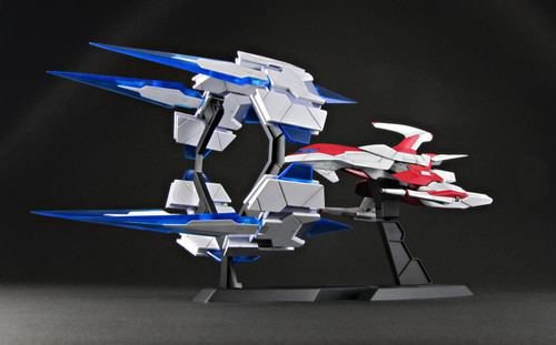 Pm Office A Dariusburst Legend Silver Hawk Burst Parts Set 1/60 Plastic Model