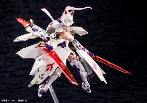 KOTOBUKIYA Megami device Shura nine tail Height approx 140mm 1/1 scale plastic model
