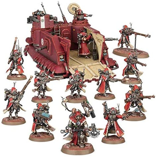 Games Workshop Warhammer 40000 START COLLECTING! ADEPTUS MECHANICUS