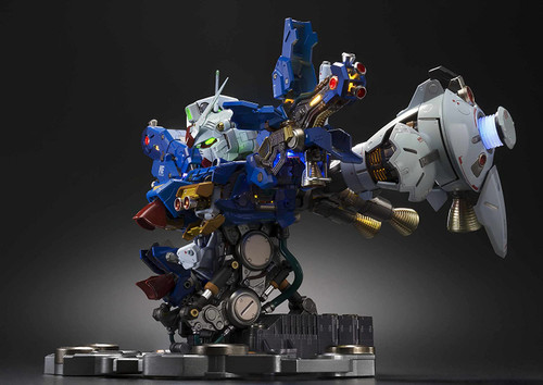 BANDAI SPIRITS FORMANIA EX Mobile Suit Gundam 0083 Prototype 1 Full Vernian 170mm in length (ABS&PVC & Diecast) Painted Complete Figure