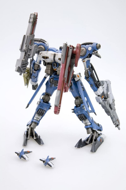 KOTOBUKIYA Armored Core Crest CR-C89E Oracle Ver. 1/72 Scale Plastic Kit
