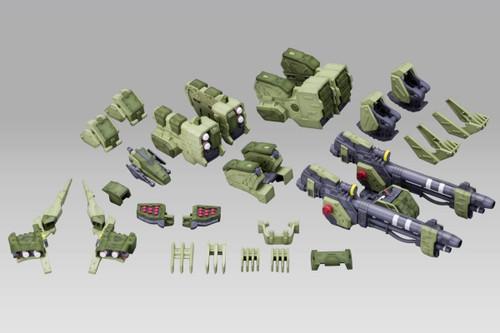 KOTOBUKIYA ZOIDS Panzer Unit for Liger Zero 1/72 Scale Plastic Kit