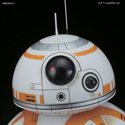 BANDAI Star Wars BB-8 1/2 Scale Plastic Model