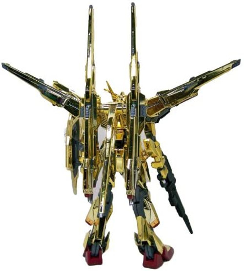 BANDAI SPIRITS 1/100 ORB-01 Akatsuki Gundam (Steller's Sea Eagle Pack / Shiranui Pack Full Set)