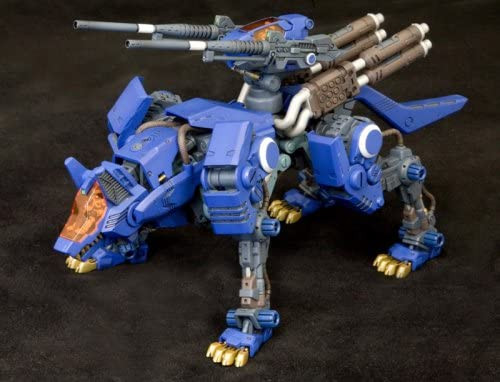 KOTOBUKIYA 1/72 Zoids Command Wolf Attack Custom Limited to the 47th Shizuoka Hobby Show