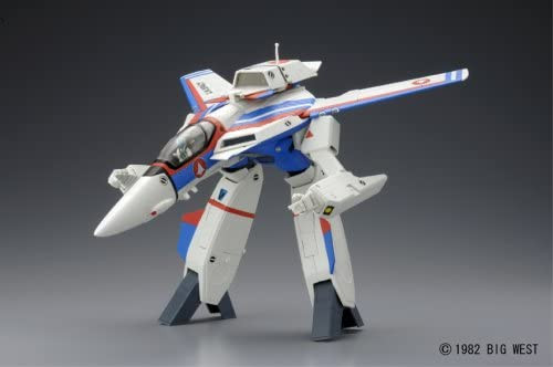 Super Dimension Fortress Macross 1/48th complete variant VF-1A Angel Birds specification machine