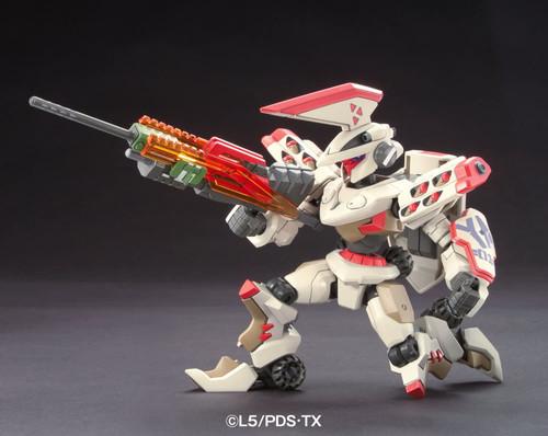 BANDAI SPIRITS 1/1 The Little Battlers WARS LBX 042 Dot Facer