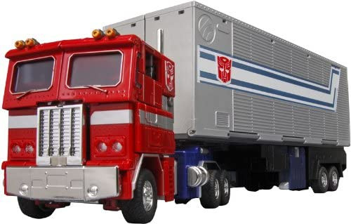 TAKARA TOMY Transformers Masterpiece MP-4 Convoy Complete Edition
