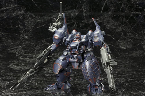 KOTOBUKIYA Armored Core V KT-104/PERUN Hangedman Rematch Ver. 1/72 Scale Plastic Kit