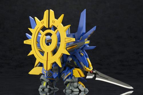 KOTOBUKIYA Super Robot Wars OG ORIGINAL GENERATIONS S.R.D-S Neo-Granzon approximately 166mm in height, non-scale, color-coded plastic model