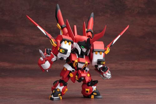 KOTOBUKIYA Super Robot Wars OG ORIGINAL GENERATIONS S.R.D-S Altoisen Riese approximately 140mm in height NON Scale Plastic Model
