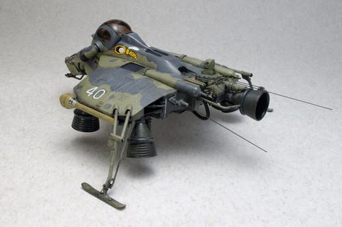 WAVE 1/20 Maschinen krieger Hornisse