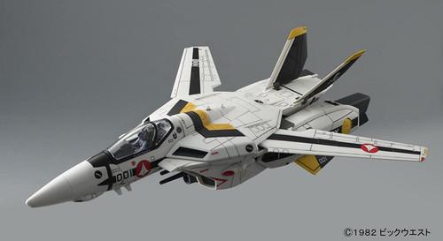 BANDAI SPIRITS 1/72 VF-1S Valkyrie Roy Focker (Super Dimension Fortress Macross)