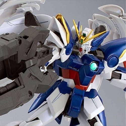 BANDAI MG 1/100 Wing Gundam Zero EW & Drei Zwerg [Special Coating] Premium Bandai completed