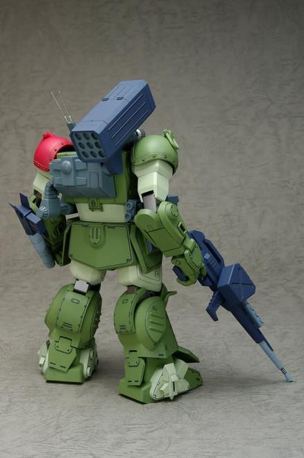 WAVE Armored Trooper Votoms 1/24 Scopedog Red Shoulder Special