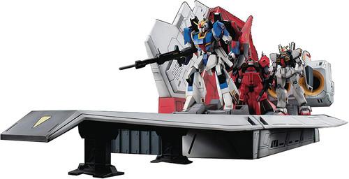 BANDAI SPIRITS Mobile Suit Z Gundam Realistic Model Series 1/144 Argama Catapult Deck for HGUC