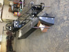 Danny Nelson Racecraft Chassis Dragster carbon nose
