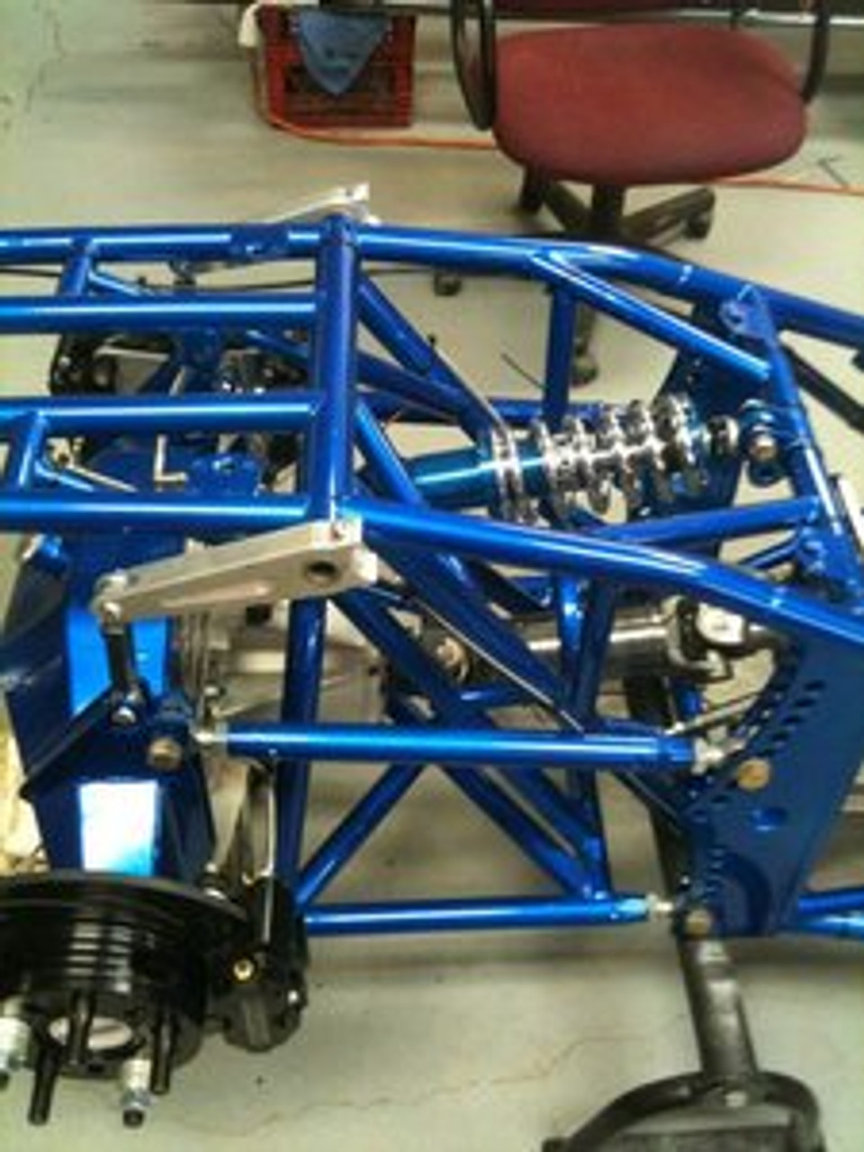 Racecraft Chassis Anti Roll Assembly