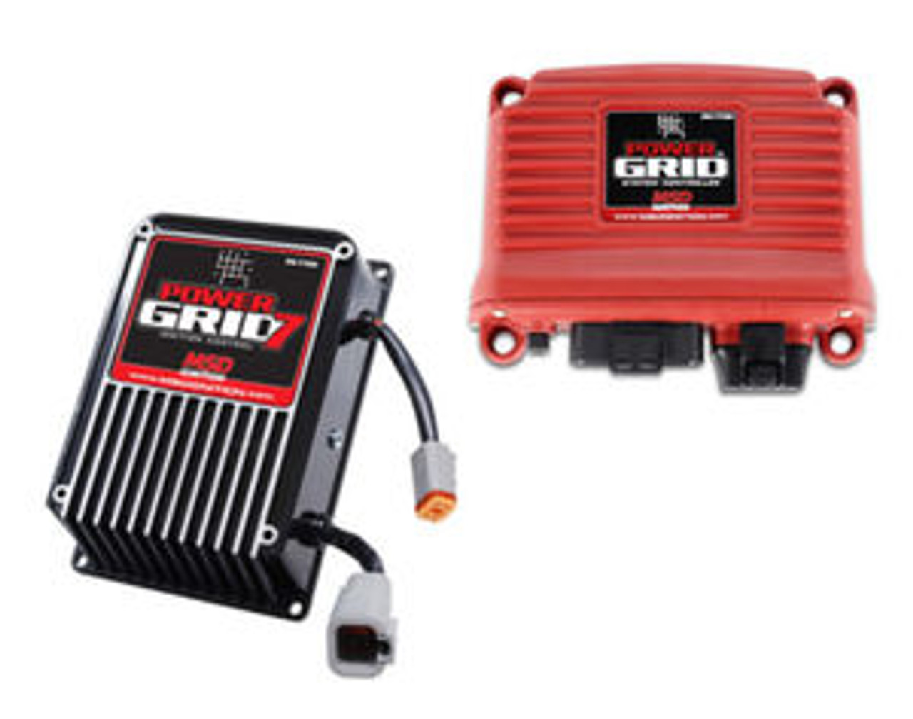 MSD Power Grid Ignition Box 7720 AND System Controller 7730