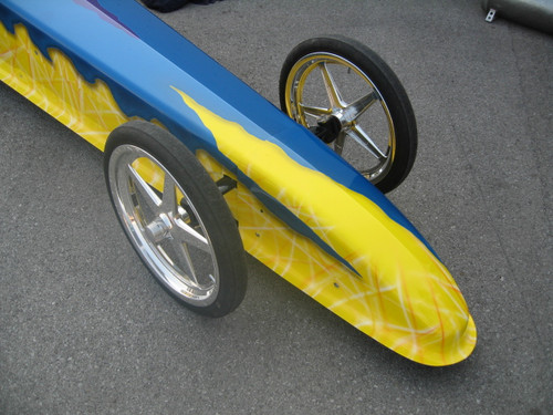 Racecraft Composite Nose (Spare or Replacement)