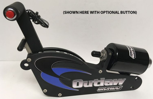 Outlaw Shifter Complete Electric Kit with/button (Black)