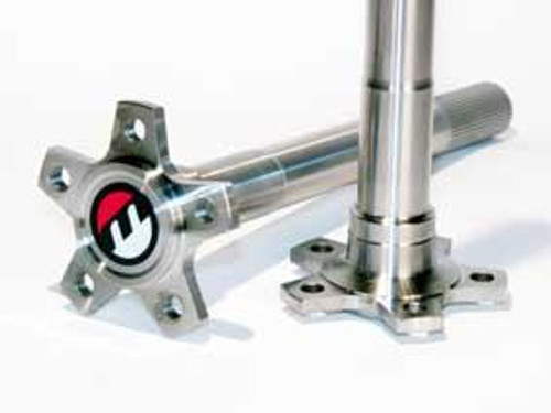 Moser 40 Spline EXTREME Axle Kit Complete