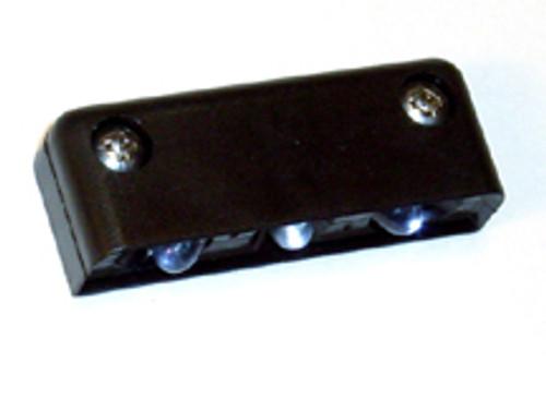 Fuel Cell / Interior Light Black W/White L.E.D. (EACH)