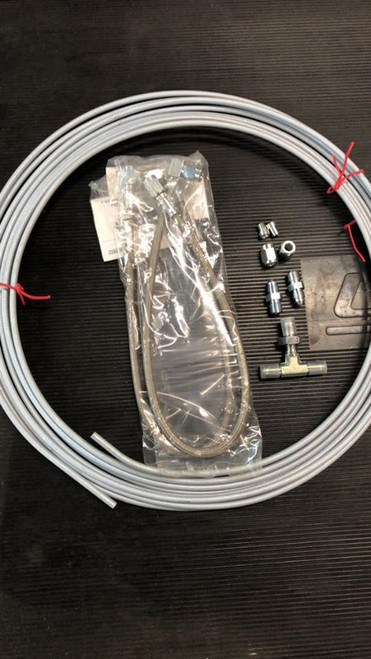 Brake Line Kit for Single Rear Brakes
