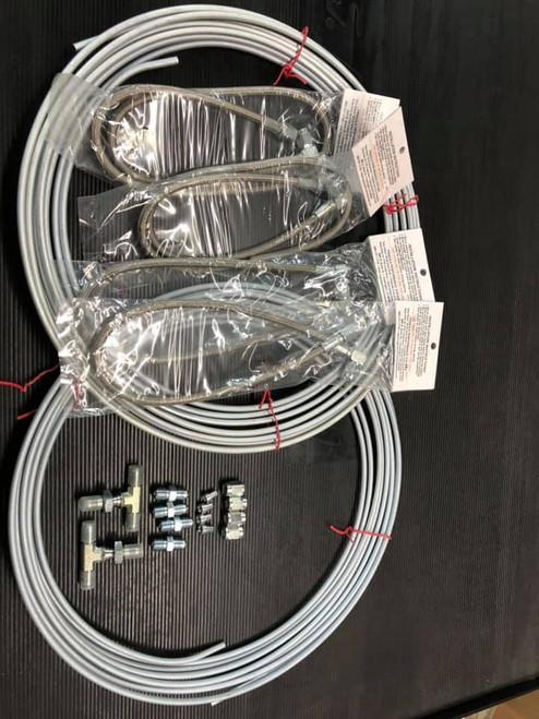 Brake Line Kit for Dual Caliper Rear Brakes