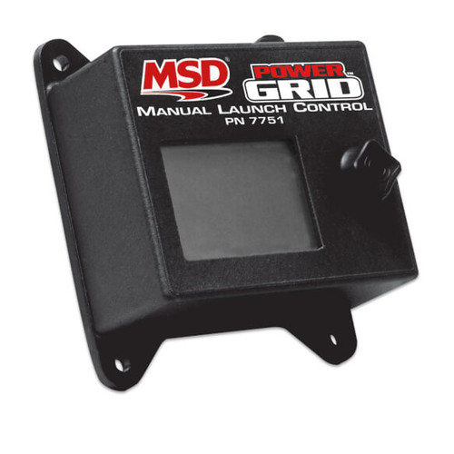 MSD 7751 Launch Control Module For Power Grid Ignition
