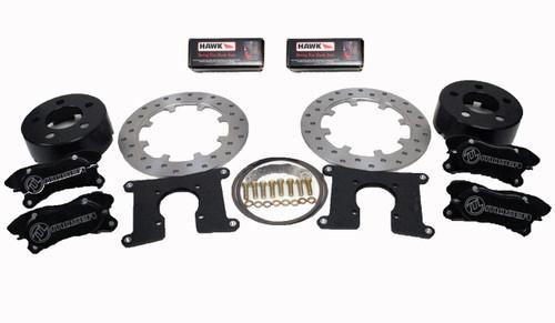 Moser Engineering DUAL Rear Drag Brake Kit - Lamb/Symmetrical