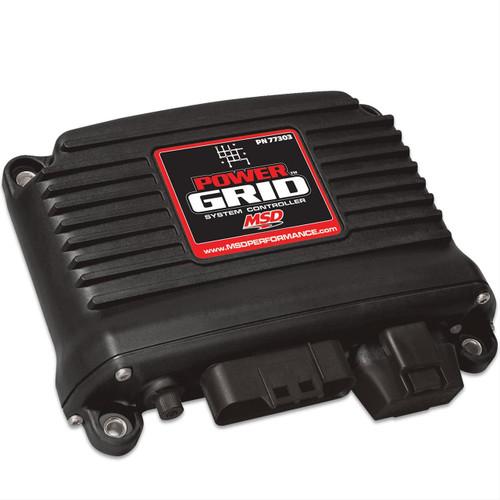 MSD 77303 Programmable Controller , Power Grid, Black