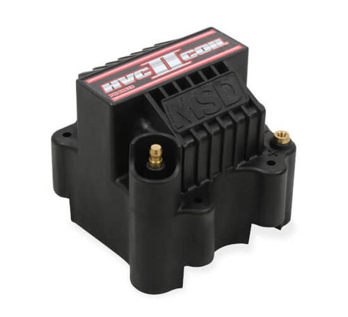 MSD 82613 BLACK, HVC-II COIL, 7 SERIES IGNITIONS