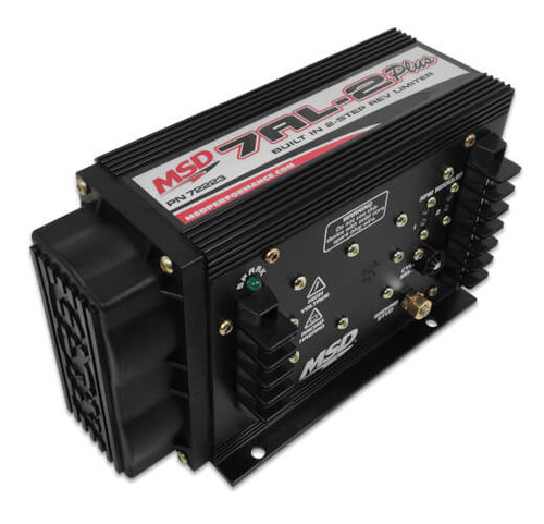 MSD 72223 BLK MSD-7AL-2 Plus, Pro Race