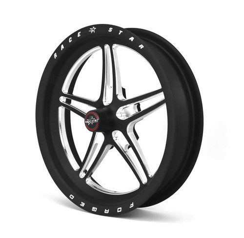 Race Star Pro Forged 15 x 3.50 Lug Mount, Polished OR Satin Black