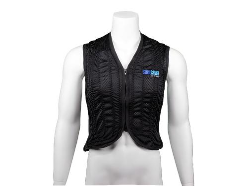 CoolShirt Active Aqua Motorsports Water Cooling Vest (XS-XXXL)
