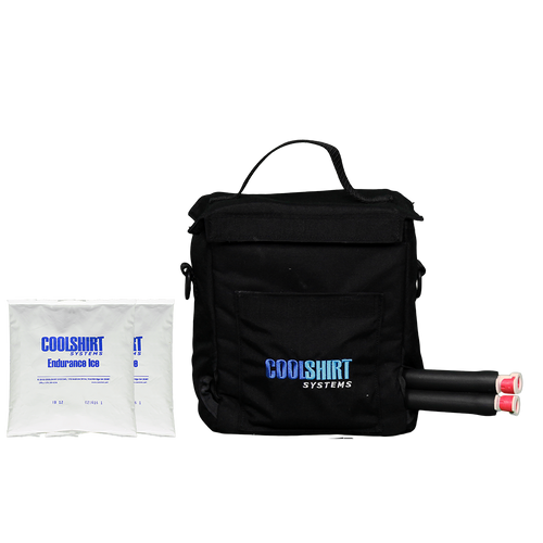 CoolShirts Small Bag System Cooler, Pump, Requires 12-16V Power Connection