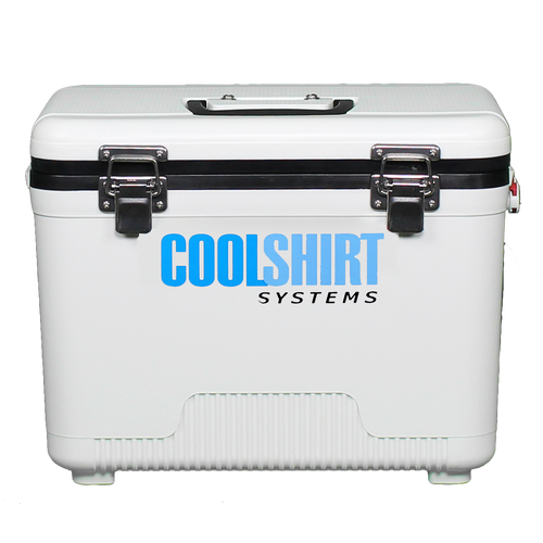 CoolShirt 13qt Cooler W/Pump Club System