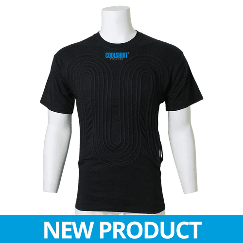 CoolShirt Evolution Black Water Shirt