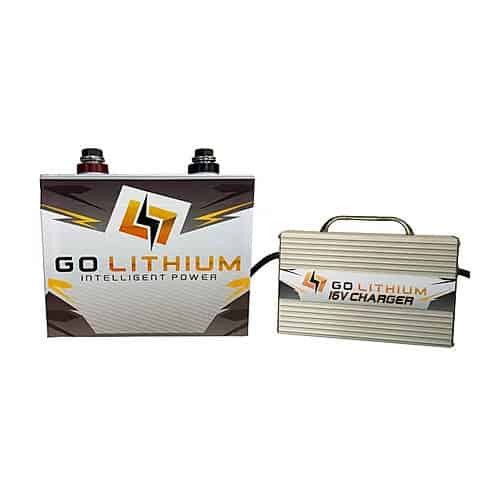 Go Lithium 16v Battery and Charger Package *GEN 2* (Free Shipping)