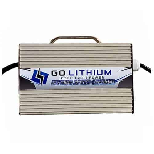 Go Lithium 12 Volt High Speed Battery Charger (Free Shipping)