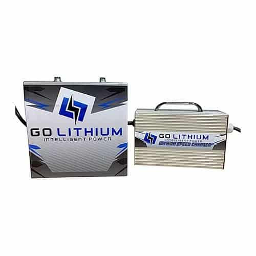 Go Lithium 12v Battery and Charger Package (FREE SHIPPING)