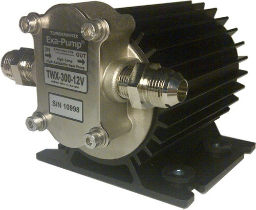 TurboWerx Exa-Pump 12Volt - Ultra High-Performance Electric Scavenge Pump