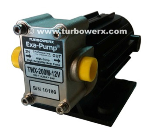 TurboWerx Exa-Pump® 12V Mini Compact Ultra High-Performance Electric Scavenge Pump