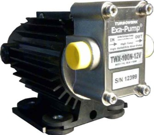 TurboWerx 24V Exa-Pump® Nano Ultra Compact Ultra High-Performance Electric Scavenge Pump TWX-100N-24V