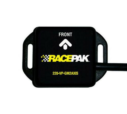 Racepak 220-VP-GM2AXIS V-Net 2-Axis G-Meter